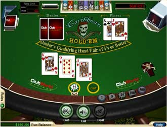 online poker games for fun