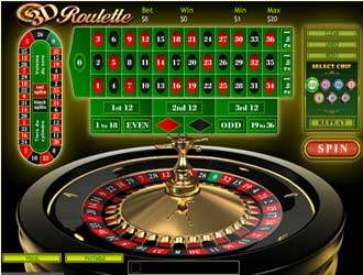 roulette online game flash
