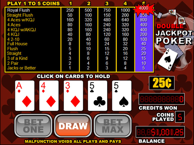 Poker jackpot breathe ez homes