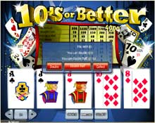 10s-or-better-video-poker