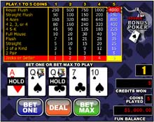 double-bonus-video-poker