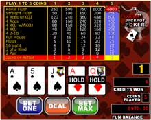 double-jackpot-video-poker