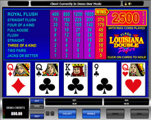 louisiana-double-video-poker