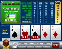 tens-or-better-video-poker